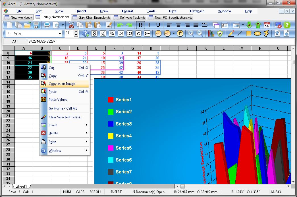 SSuite Office - Excalibur Release screenshot