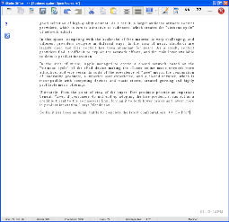 Screenshot of SSuite Writers D Lite. A free application for writers, scholars, students, and general text editing. Updated for the latest Desktop, Laptop, netbook, and Surface Pro tablets.